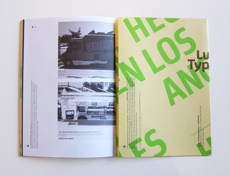 Greg Lindy / Luxtypo – Los Bangeles